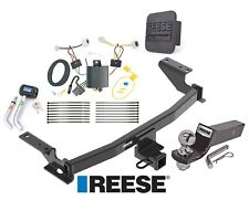 """Reese Trailer Tow Hitch For 17-19 Mazda CX-5 Deluxe Wiring 2"""" Ball and Lock"""