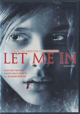 Let Me In (DVD, 2011, Canadian, Widescreen) BRAND NEW