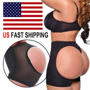 US Butt Lift Booster Booty Lifter Panty Hip Enhancer Body Shaper Control