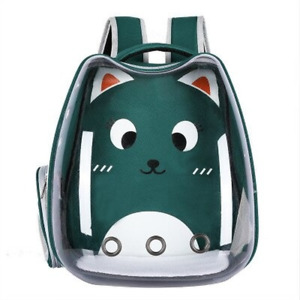 Portable Cat Carrier Bag Puppy Transparent Capsule Travel Backpack High Quality