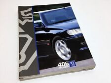 1995 Peugeot 406 Brochure - French - 10/95