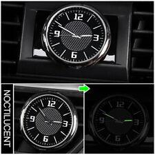Entlüftungsauslass Universal Runde Auto Uhr Quarzlehre Leuchtnadel Auto Mini