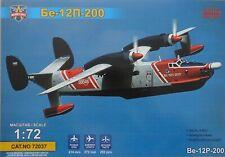 MODELSVIT 72037 Beriev Be-12P-200 Firefighting Flying Boat in 1:72 LIMITED!!