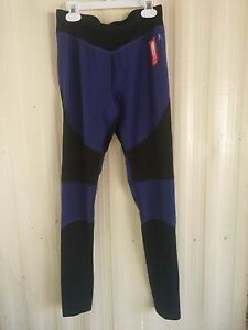 Athletic Sz S (4-6) DANSKIN NOW OPP Legging Cotton/Polyester/Spandex woman NWT