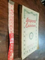 LIBRO -•Opere di Giacomo Leopardi volume secondo epistolario