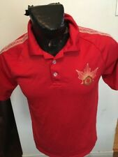 Adult S Soccer Football CANADA OLYMPIC Polo Style Shirt