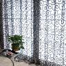 1 Pair (2 Panels) Lace Vintage Classical Chic Victoria Voile Net Curtain-panel J