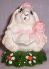 Rabbit / Calendar C086 19.2899.3  Ceramic June Bride Maid Pie Bird