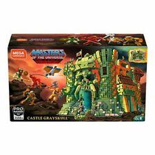 Mega Construx Master of the Universe Castle Grayskull He-Man neu ovp