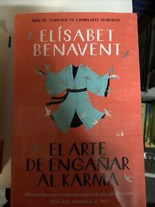 Libro El arte de engañar al karma (Femenino singular) por Elísabet Benavent