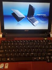 Acer ASPIRE one Netbook. Microsoft® Windows® XP Home Edition. 1.60 GHz. 2.00 GB.