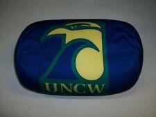 UNC Wilmington SeaHawks Micro Bead Bolster Pillow set of 6 Free Ship - UNC-W