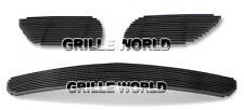 For 2004-2006 Pontiac GTO Black Billet Premium Grille Combo Insert