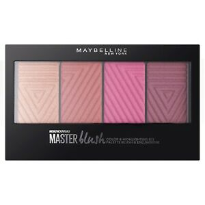 Maybelline Master Blush Palette Color & Highlighting Kit 10