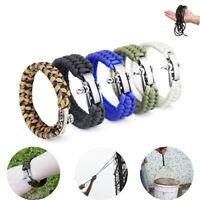 les cordes tressées corde bracelet paracord survie bracelet outils de plein air