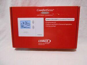 LENNOX CS3000 ComfortSense 3000 Commercial Thermostat 5-2 Day 11Y05