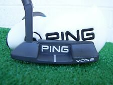 """Ping Golf Vault Precision Milled Voss Putter 35"""" Slate Finish Milled Putter NEW"""