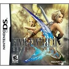 Final Fantasy XII Revenant Wings Nintendo DS NDS 2ds DSL DSi 3ds Video Game