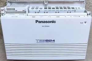 ✔️Excellent Panasonic KX-TES824 Advanced Hybrid System 3/8 in/out lines PBX