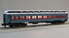 LIONEL AMERICAN FLYER POLAR EXPRESS COACH CAR S Gauge rail train snow 6-44039-C