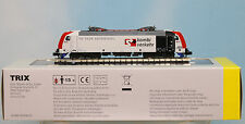 Minitrix 16902, Spur N, E-Lok BR 185 665-7 Kombiverkehr, 4achs., Epoche 6