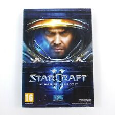Starcraft II: Wings of Liberty - FRENCH ONLY - PC Standard Edition by Blizzard
