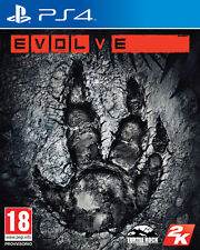 Evolve PS4 Playstation 4 IT IMPORT TAKE TWO INTERACTIVE