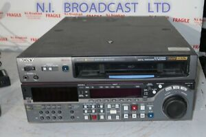 Sony dvw-m2000p digi beta multiformat recorder withSP, Sx, digi beta, IMX