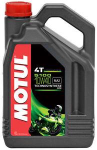 Aceite Motul 5100 10w40 4 litros ¡ envío 24h !