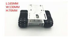 Smart Track Car Crawler Robots DIY Chassis Tank Caterpillar Vehicle for Arduino