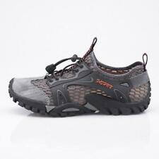 Men's Hiking Shoes Outdoor Trail Trekking Breathable Climbing Travel Sneakers DD