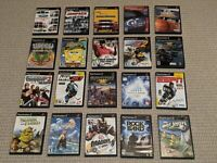 *LOT OF 20 PS2 GAMES* Sony Playstation 2 Video Game Collection Final Fantasy ++