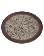 Handmade Metal Dinnerware Trays