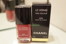 CHANEL 609 COUP de COEUR  Vernis Ongles  Nail Polish + Boîte /Box  NEUF/NEW