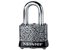 Nero Master Lock 8118EURDPS Blocca-Disco Mini U 93mm x 47mm x Diam.14mm