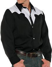 Details about  /UNDERWRAPS COWBOY WESTERN SHIRT MEN HALLOWEEN COSTUME ONE SIZE