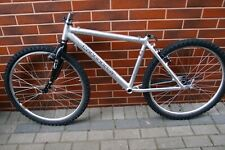 """MTB frame Cannondale Mseries 17"""" in made in USA Pepperoni fork Shimano Deore LX"""