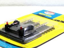 MODEL POWER #87-44 LIGHTED BUMPER (2 pack) HO scale New in pack