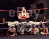 No Retreat, No Surrender (1986) Jean-Claude Van Damme  10x8 Photo