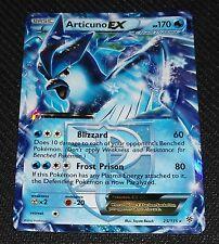 Articuno EX 25/135 BW Plasma Storm Set HOLO Rare Pokemon Card NEAR MINT