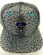 Hater Snapback Hat Gray Elephant Print, Back For A Short Time, Limited