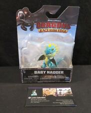"Baby nadder Stormfly type mini DreamWorks dragon Race to the Edge HTTYD 2.5"" - 3"