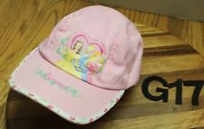 INFANT TODDLER BABY DISNEY PRINCESS HAT PINK STRAPBACK ADJUSTABLE VGC G17