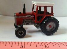 1/64 custom agco massey Ferguson 1135 tractor single rear farm toy free shipping