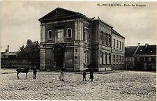 CPA  Bourbourg-  Ecole des Garcons     (205028)