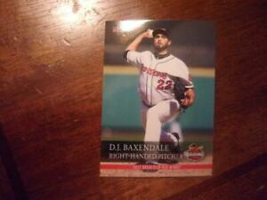2017 ROCHESTER RED WINGS Single Cards YOU PICK FROM LIST $1 to $3.50 each OBO