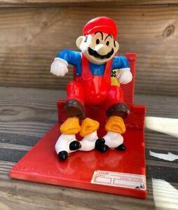 Vintage 1988 Super Mario Bros Nintendo high score figure   Hasbro