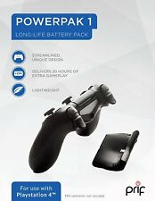 Powerpak 1 Charger Pack PS4 Long-life Battery Pack