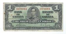 Canada - 1937 One Dollar