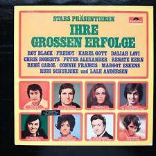 STARS PRASENTIEREN IHRE GROSSEN ERFOLGE - LP